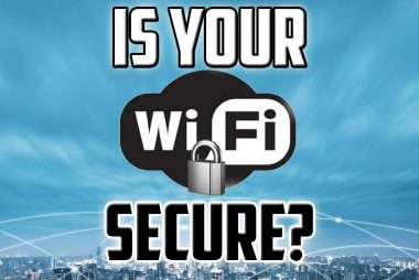 Is Your WiFi Secure?